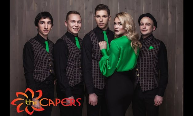 the CaPeRs (party band ).Наша Дача .Галла -ужин.